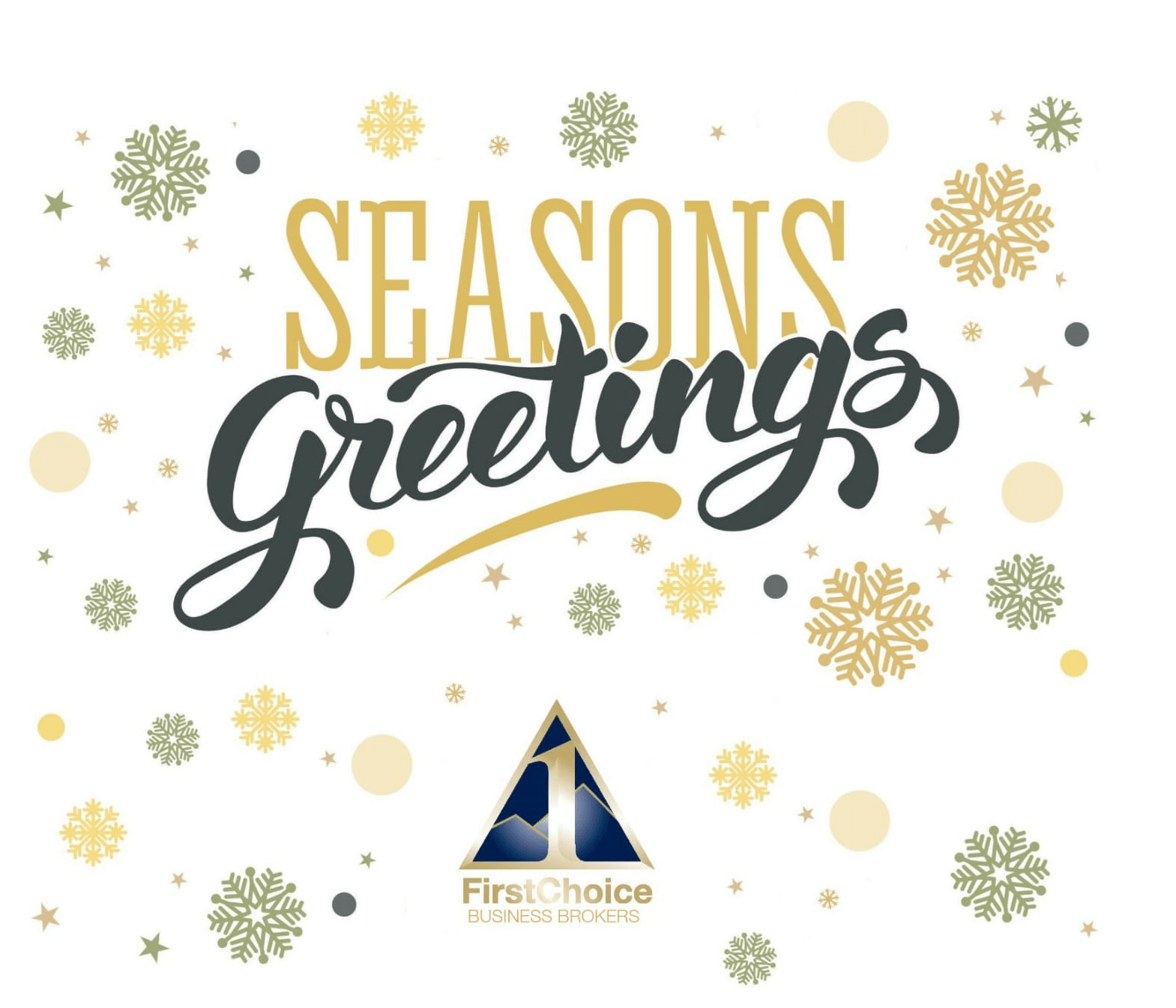 Seasons Greetings First Choice Business Brokers Pty Ltd